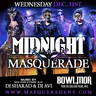 Midnight Masquerade DesiParty