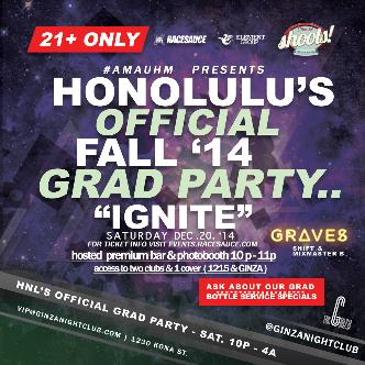 HONOLULU'S OFFICIAL GRAD PARTY-img