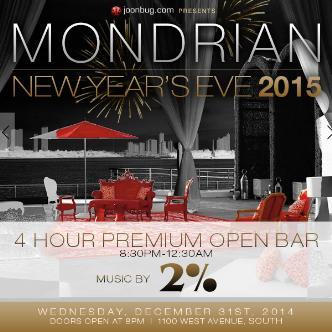 Miami's Mondrian NYE Party-img