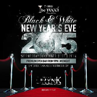 7th Annual Black and White NYE
