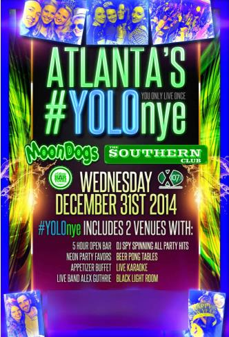 Atlanta's #YOLOnye Party