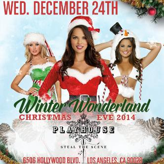 Christmas-Eve Bash @ Playhouse-img