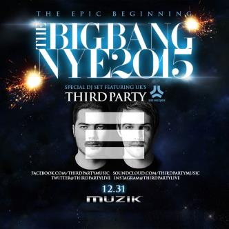 BIG BANG NYE 2015