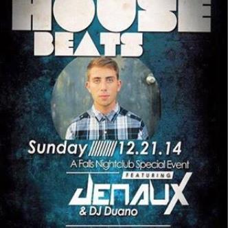 DJ Jenaux Live-img