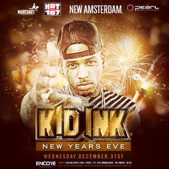 Kid Ink Live New Years Eve