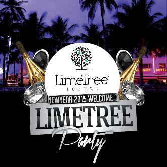 Limetree Lounge New Year Party