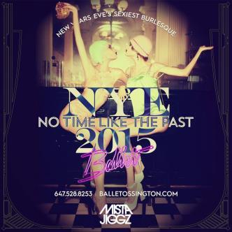 NYE - No Time Like the Past