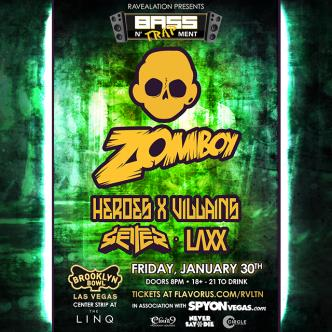 ZOMBOY • HXV • GETTER • LAXX-img