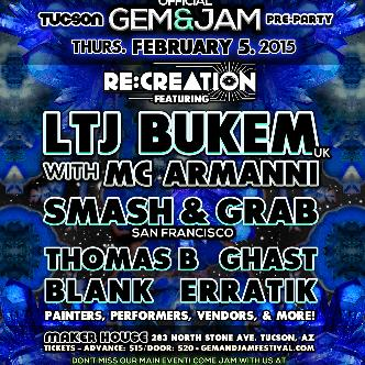 RE:CREATION w/ LTJ Bukem-img