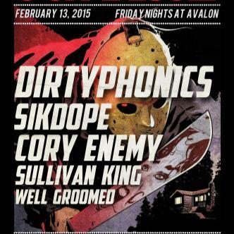 Dirtyphonics, Sikdope-img