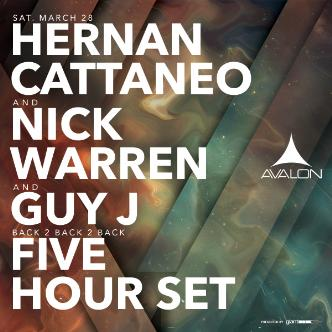 Hernan Cattaneo, Guy J, Nick Warren-img