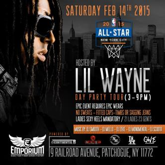 Lil Wayne Day Party-img