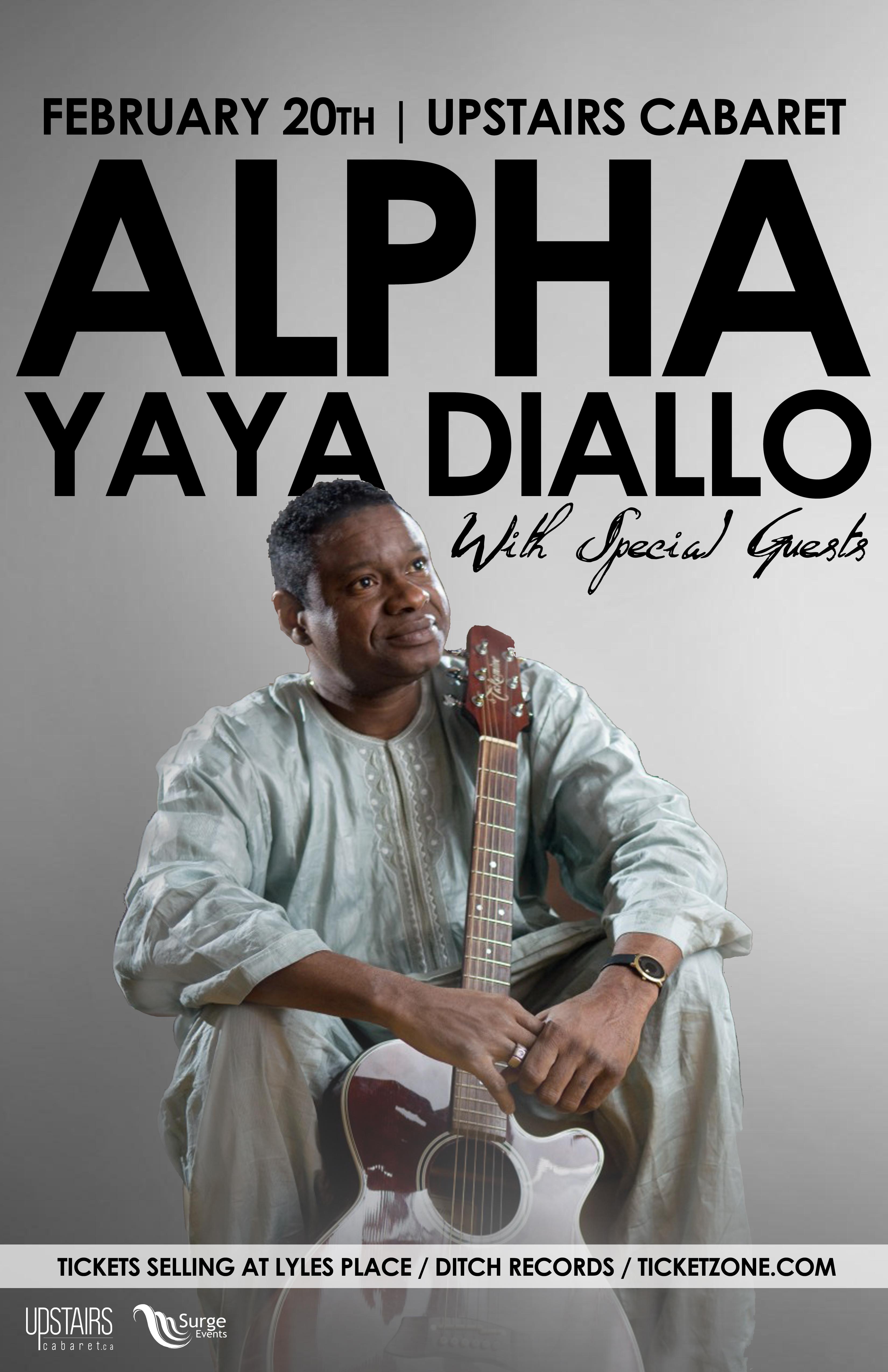 Alpha Yaya Diallo The Message