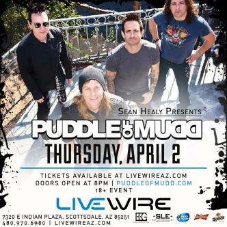 Sean Healy Presents Puddle of Mudd-img