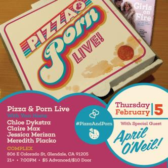 Pizza & Porn Live-img