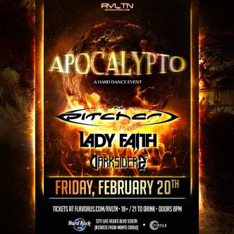 Apocalypto w/ THE PITCHER • LADY FAITH • DARKSIDERZ-img