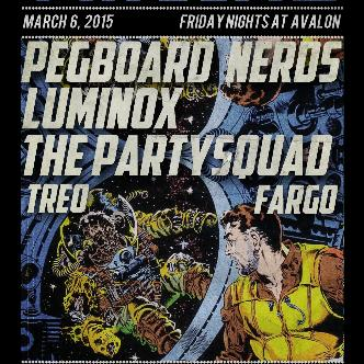 Pegboard Nerds, Luminox, The Partysquad-img