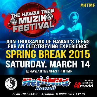 Hawaii Teen Muzik Festival-img