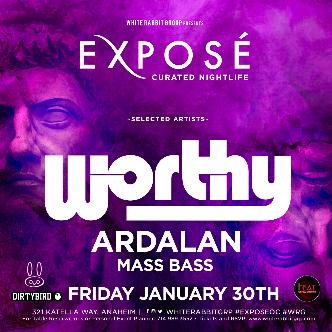 Exposé ft. Worthy + Ardalan-img