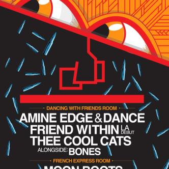 Amine Edge & DANCE, Friend Within-img