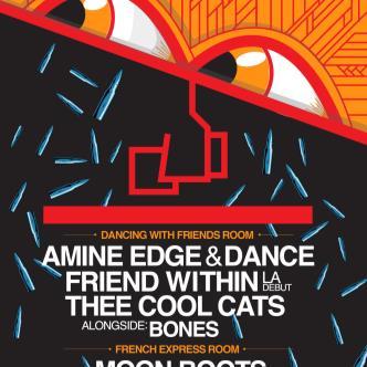 Amine Edge & DANCE, Friend Within-img