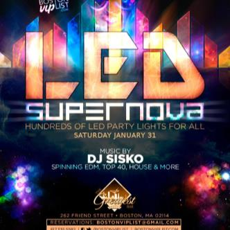 LED Super Nova @ The Greatest Bar-img