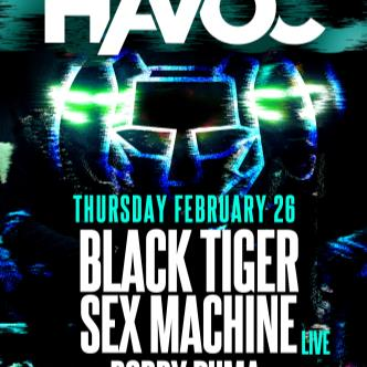 Havoc OC ft. Black Tiger Sex Machine (LIVE)-img