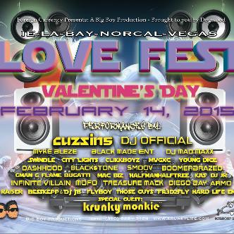 Love Fest  IE, LA, OC, Norcal, Bay, Vegas-img