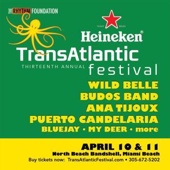 Heineken TransAtlantic Festival Weekend Pass-img