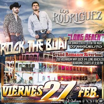 Los Rodriguez De Sinaloa at Rock The Boat-img