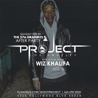 Grammy After Party with Wiz Khalifa-img