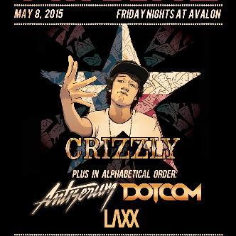 Crizzly, Antiserum, Dotcom, LAXX-img
