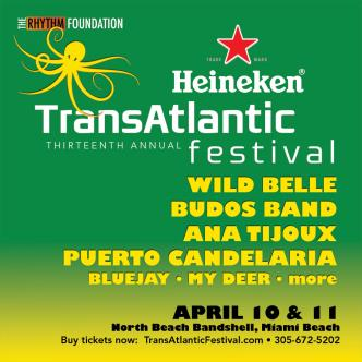 Heineken TransAtlantic Festival 2 day pass-img