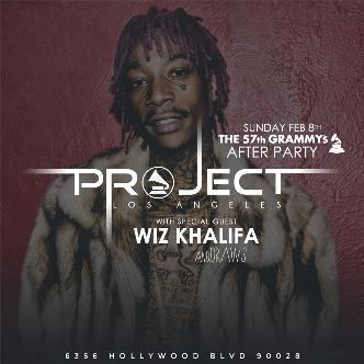 Wiz Khalifa - Grammy After Party-img