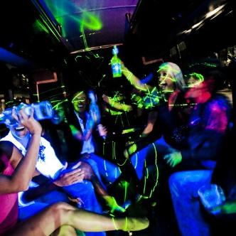 """Party on Wheels"" Party Bus-img"