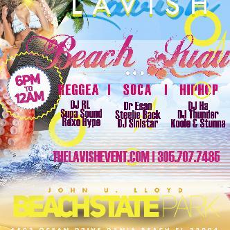 Lavish ~ Beach Luau-img