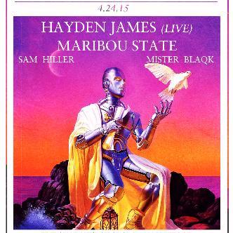 Hayden James LIVE, Maribou State-img