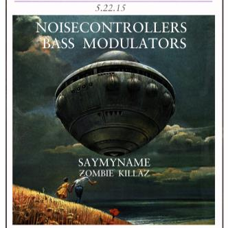 Noisecontrollers, Bass Modulators-img