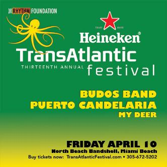 Heineken TransAtlantic Festival FRIDAY: Budos Band-img