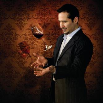 Magic and Wine Tasting with David Minkin-img