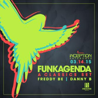 Inception ft. Funkagenda-img
