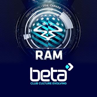 RAM Tour feat. Delta Heavy, Loadstar, Optical, TC, + more-img