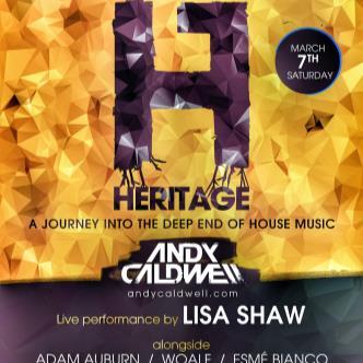 Heritage ft Lisa Shaw & Andy Caldwell-img