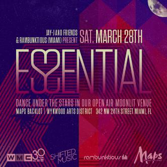 Essential: Miguel Migs, Mark Farina, Jay-J & many more TBA-img