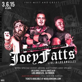 Joey Fatts - A$tonMatthews - Speakz-img