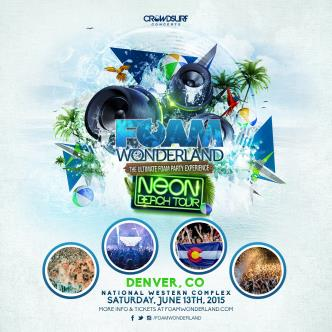Foam Wonderland- The Ultimate Foam Party Experience (Denver)-img