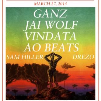 Ganz, Jai Wolf, Vindata, AO Beats-img