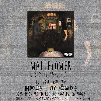 'Wallflower' Release-img