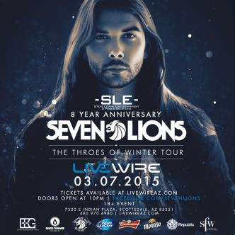 SLE 8 Year Anniversary Party ft. Seven Lions-img