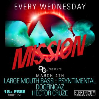 BASS MISSION: FREE BEFORE 11PM-img